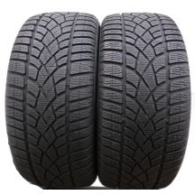 2 x DUNLOP 245/35 R19 93W XL 6.5-7mm SP Winter Sport 3D Zima