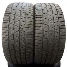 2x CONTINENTAL 245/45 R17 ContiWinterContact TS 830 P 99H XL M0 6.3mm ! Zima