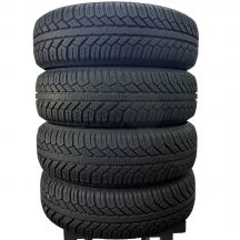 4x SEMPERIT 175/65 R14 Master-Grip 2 82T 7mm! Zima