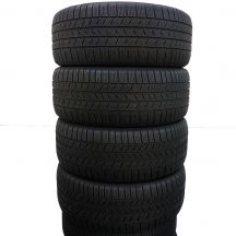 4 x CONTINENTAL 275/40 R22 Cross Contact Winter 108V XL 7,3mm Zima