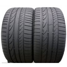 2 x BRIDGESTONE 275/35 R19 96Y 6mm Potenza RE050 A Lato