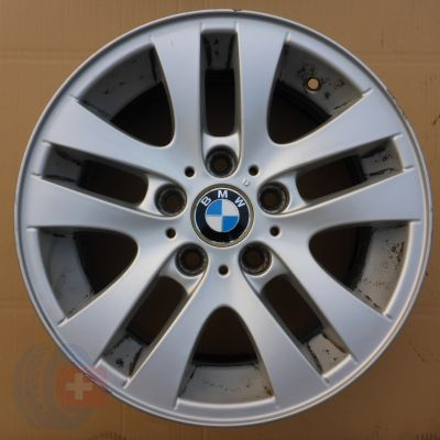 3. 4 x Alufelgi 16 BMW 5x120 7J Et34 Original Germany