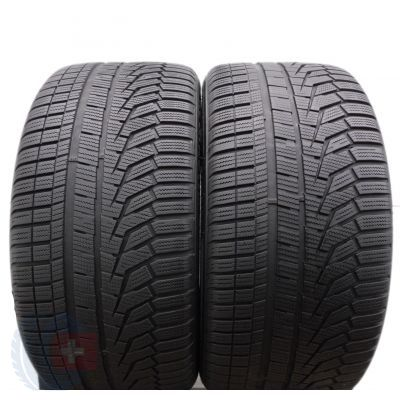2 x HANKOOK 275/40 R18 103V XL 6mm Winter I Cept EVO 2 Zima DOT19