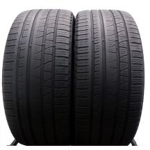 2 x PIRELLI 275/40 R 22 108Y XL LR 5.8mm Scorpion Verde Wielosezon