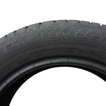 5. 2 x GISLAVED 205/55 R16 Euro Frost 5 91H 6,8mm Zima
