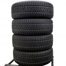 4 x PIRELLI 235/55 R18 104H XL 7mm Scorpion Winter Zima DOT18