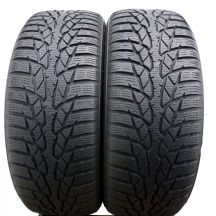 2 x NOKIAN 185/55 R15 86H XL 6.2mm WR D4 Zima DOT18