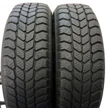 2 GOODYEAR 195/70 R15c 104/102R 7,5mm Cargo Ultra Grip Zima