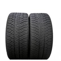 2 x MICHELIN 245/35 R20 91V N0 7mm Pilot Alpin PA4 Zima