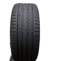 1 x CONTINENTAL 275/45 R20 110V XL 6mm ContiSportContact 5 Lato