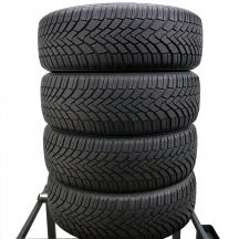 4 x CONTINENTAL 205/55 R16 91H  6,8-8mm Winter Contact Ts850 Zima