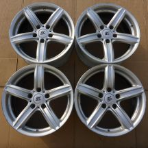 4 x Alufelgi 17 BMW 5x120 8J Et34 Brock Alloy Wheels KBA48150