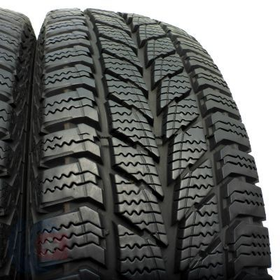 2. 2x UNIROYAL 205/65 R16 C Snow Max 2 107/105T 9mm ! Zima