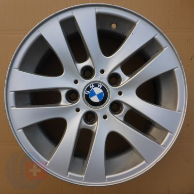2. 4 x Alufelgi 16 BMW 5x120 7J Et34 Original Germany