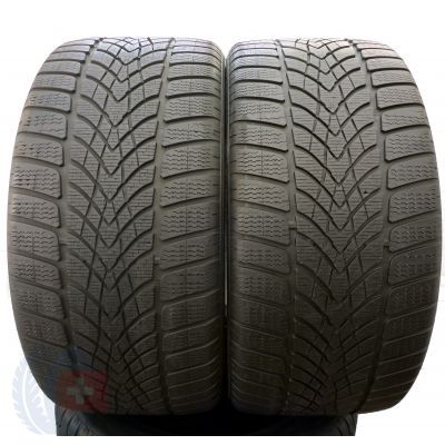 2 x DUNLOP 285/30 R21 100W XL 5.5-6mm R01 SP Winter Sport 4D Zima