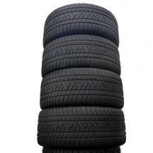 4 x PIRELLI 295/45 R20 114V XL 5.5mm Scorpion Winter Zima