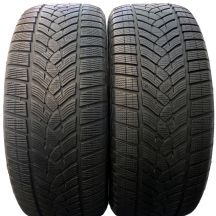 2 x GOODYEAR 255/55 R18 109H XL 5,2-6,2mm UG Performance GEN-1 Zima DOT17