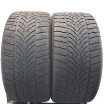 2 x DUNLOP 285/30 R21 100W XL 5,2-5,6mm Sp Winter Sport 4D R01 Zima DOT16
