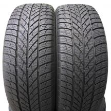 2 x GISLAVED 205/55 R16 Euro Frost 5 91H 6,8mm Zima