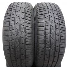 2 szt. Opony Continental 215/60 R16 Zima ContiWinterContact Ts830P 99H 7,2mm!