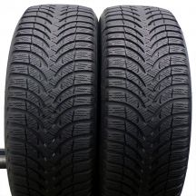 2 x MICHELIN 205/55 R16 91T 5,3-6mm Alpin A4 Zima