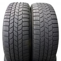 2 x CONTINENTAL 205/60 R16 TS815 96H XL ContiSeal Zima 6,8mm
