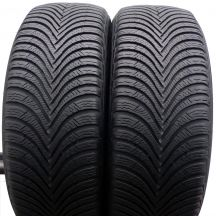 2 x MICHELIN 205/55 R16 91T 7,4mm Alpin 5 Zima
