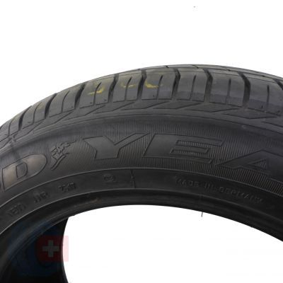 8. 2 szt. Opony Goodyear 225/55 R17 Lato Excellence *Bmw Rsc Run Flat 97Y 7mm!