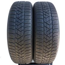 2 x PIRELLI 215/65 R17 99H 6mm Scorpion Winter Zima DOT17