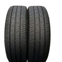 2 x CONTINENTAL 195/70 R15 C 104/102R 6.8mm Vanco 2 lato