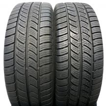 2 x CONTINENTAL 215/65 R16 C 109/107R 8mm Vanco Winter 2 Zima
