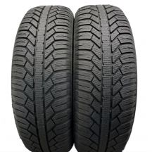 2 x SEMPERIT 185/65 R15 88T 6.2 - 7mm Master-Grip 2 Zima DOT19