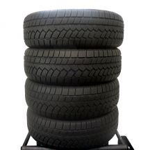 4 x CONTINENTAL 235/60 R18 107H XL 7,5-8mm 4x4 WinterContact Zima DOT17