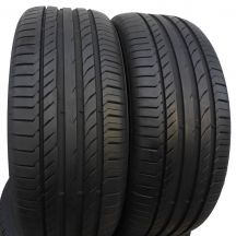 2 szt. Opony Continental 235/50 R18 Lato ContiSportContact 5 MGT 97Y 7mm!