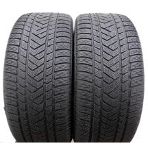 2 x PIRELLI 265/40 R21 105V XL 6mm M01 Scorpion Winter Zima