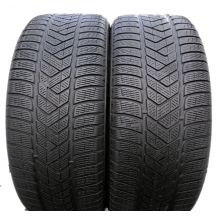 2 x PIRELLI  265/45 R21 104H 5mm Scorpion Winter Zima