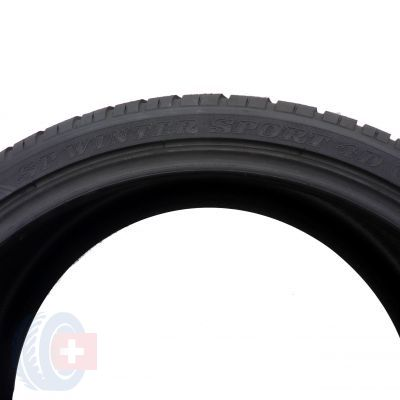 5. 2 x DUNLOP 285/30 R21 100W XL 5.5-6mm R01 SP Winter Sport 4D Zima