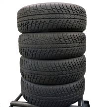 4 x NOKIAN 235/60 R18 107V XL 6-7mm Wr Suv 3 Zima DOT17
