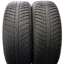2 x NOKIAN 245/65 R17 111H XL 6mm Wr Suv 3 Zima DOT14