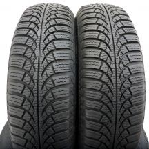 2x ESA TECAR 165/70 R14 Super Grip 9 81T 6.8mm! Zima