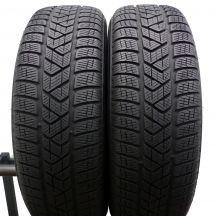 2 x PIRELLI 215/70 R16 104H XL 6,5mm Scorpion Winter Zima DOT13