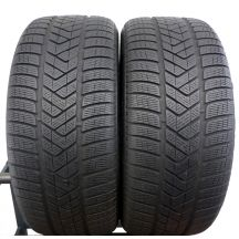 2 x PIRELLI 255/50 R19 103V N0 6mm Scorpion Winter Zima