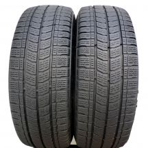 2 x BF GOODRICH 225/65 R16 C 112/110R 7mm Activan Winter Zima