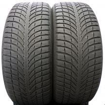 2x MICHELIN 235/55 R19 Latitude Alpin LA2 105V XL Zima