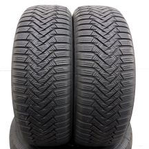 2 x LAUFENN 205/60 R16 92H 7mm I Fit Zima DOT17