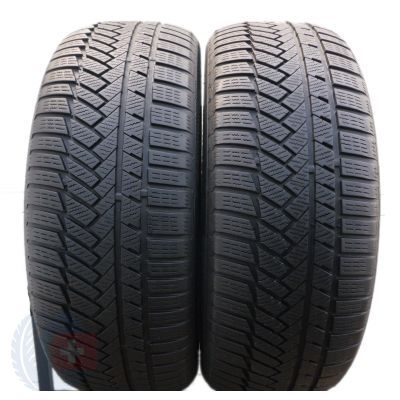 2 x CONTINENTAL 255/55 R20 109V XL 6.8mm WinterContact Ts 850 P Zima