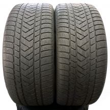 2 x PIRELLI 275/45 R21 110V XL 5.2mm Scorpion Winter Zima