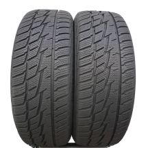 2 x MATADOR 205/55 R16 91H 7mm Sibir Snow MP92 Zima DOT13