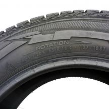6. 2x UNIROYAL 205/65 R16 C Snow Max 2 107/105T 9mm ! Zima