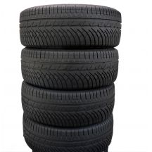 4 x MICHELIN 235/50 R18 101V XL 6 - 6.8mm Pilot Alpin PA4 Zima